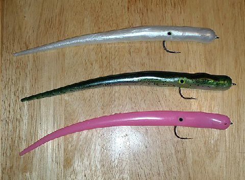 Bill Hurley Squid Jerk Bait