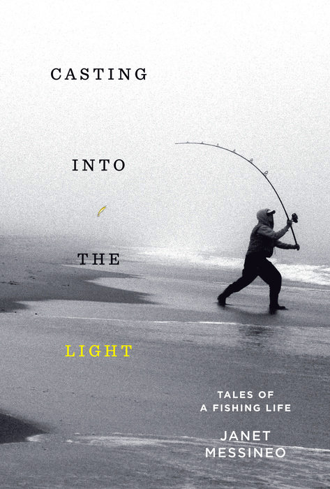 Fishing Books, Salt Water Fishing Books, Casting Into The Light