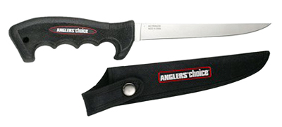 Angler's Choice Fillet Knife w/ Sheath