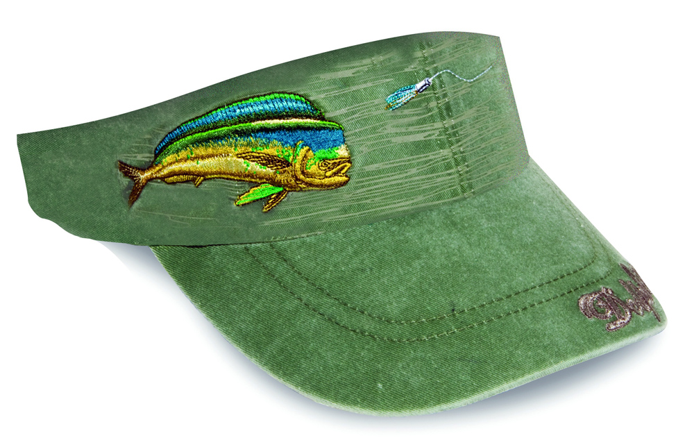 Dolphin Fishing Visor