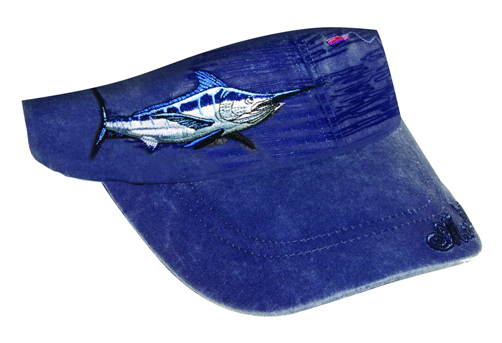 Marlin Fishing Visor