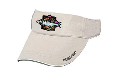 Fishing Visor - Bonefish