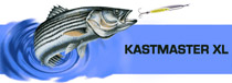 Kastmaster XL Lures