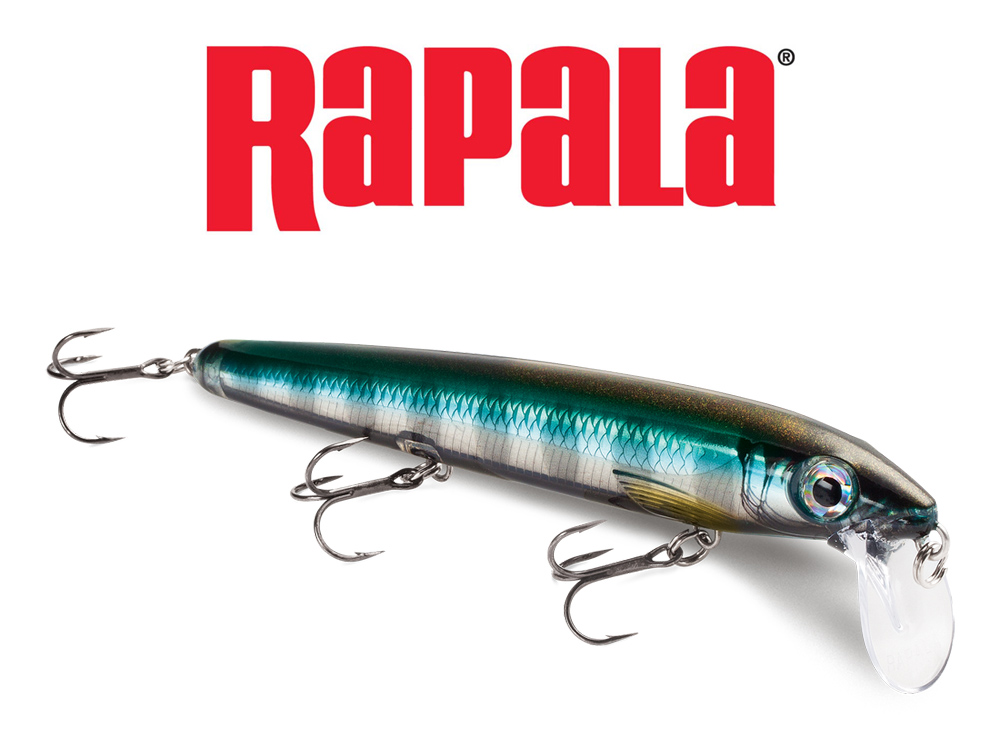 Rapala BX Waking Minnow Lures