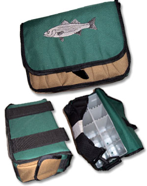 'Montauk Surfcaster' Striper Surf Bag